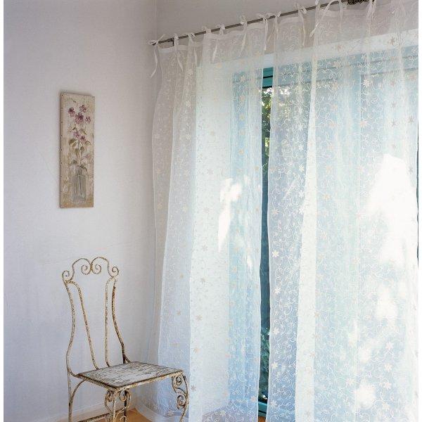 Blooms Curtain Panel 106 x 229 cm
