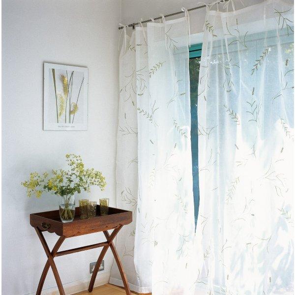 Fern Curtain Panel 106 x 229 cm