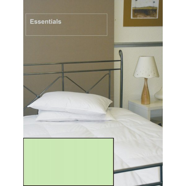 Grey-Green Fitted Sheet