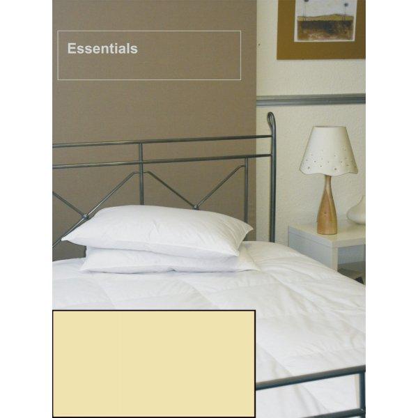 Ivory Flat Sheet